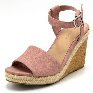 Náutica Espadrille Mid Wedge Sandals